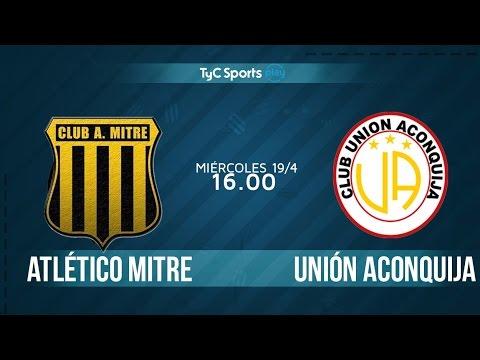 Copa Argentina: Mitre vs. Unión Aconquija   #CopaArgentinaEnTyC