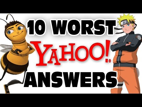 The 10 Dumbest Yahoo Answers (and Questions) Ever Made - GFM