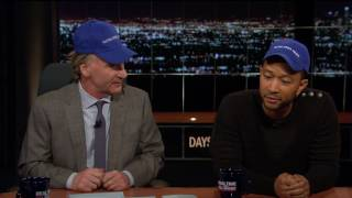 Overtime with Bill Maher: Trump Press, Civil Rights (HBO)