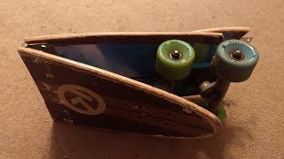 The do's and don'ts of a DIY foldable longboard