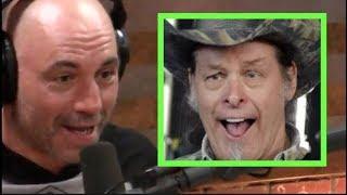 Joe Rogan - Ted Nugent is Crazy!