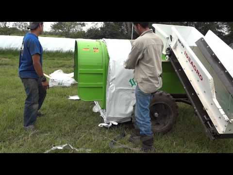 Postura bolsa silo press Ideagro.MTS