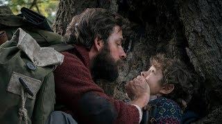 A Quiet Place ALL TRAILERS - Emily Blunt & John Krasinski 2018 Horror Movie