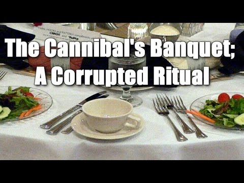 SCP-604 The Cannibal's Banquet; A Corrupted Ritual | object Class Safe