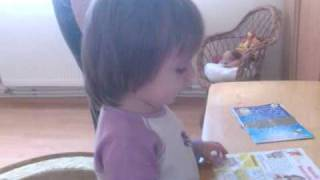 fata lui yabadu din comanesti andrada spune poezii la 2 ani si 3 luni