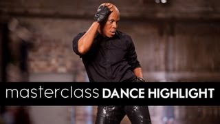 LEARN TO DANCE:  Travis Payne's MICHAEL JACKSON'S GHOST Masterclass Routine [DS2DIO]
