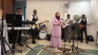 Ada Ubi Ada Batas... Sdri Zuraini & RhythmBrothers