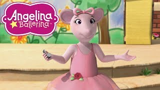 Angelina Ballerina 🎵 Do You Want To Be My Friend? 🎵 Angelina's Best Moments