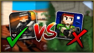 Is This Game BETTER Than Pixel Gun 3D? (Pixel Strike 3D vs Pixel Gun 3D)