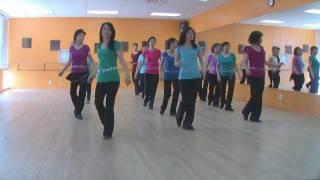 La Luna - Line Dance (Dance & Teach in English & 中文)