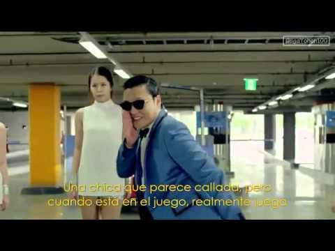 PSY   Gangnam Style ''Hey sexy lady''
