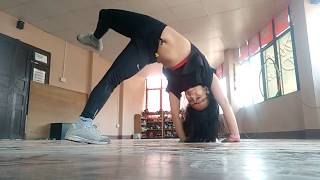 Meghnaa Magar with Well Dance School Morden mixx