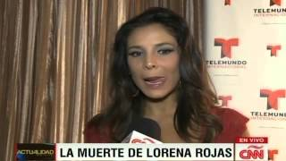 Lorena Rojas pierde su lucha contra el cáncer