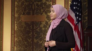 Finding Empathy in a Divided Society | Thana Hasan | TEDxGeorgetown