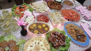 Dawat Preparation Tips (Buffet style) for 12 People |with full recipes | Pakistani Mom in Dubai