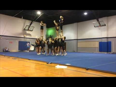 Georgia Southern Cheerleading | 2015 NCA College Nationals