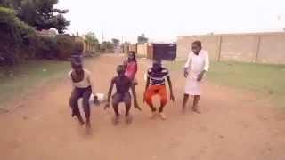 رقص افريقي مضحك