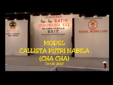 Xxx Mp4 Callista Putri Nabila Cha Cha Pada Grand Final Festifal Putri Batik Se Jawa Tengah Tahun 2017 3gp Sex