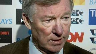 Sir Alex Ferguson calls Luis Suarez a disgrace [Full Interview]