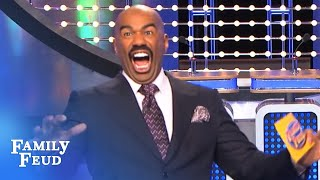 Valentine's What?! | Family Feud