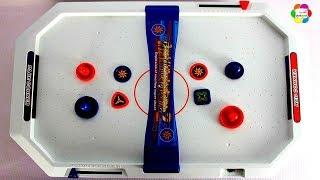 لعبة وى الحقيقية الجديدة الهوكى الهوائى للاطفال اجمل العاب البنات والاولاد ترابيزة الهوكى Air Hockey