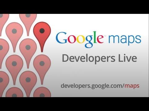 Google Maps Garage: Loading, Tweaking, and Exporting Data