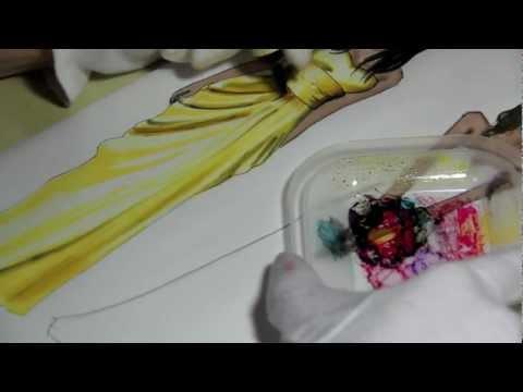 Xxx Mp4 Lesson No 12 P 1 SATIN DRESS Fashion Drawing 3gp Sex