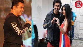 Salman Khan Confirms His Relationship   Ranbir Calls Katrina Never Working With Him A Joke