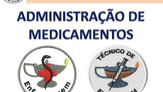 Administração de Fármacos # 01