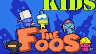 The Foos - Games For Kids Full Game