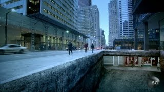 Toronto's Hidden World with Malls and Subway | Strip the City