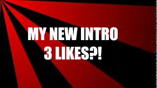 My new Intro | Vodox | 3 Likes?  ♥