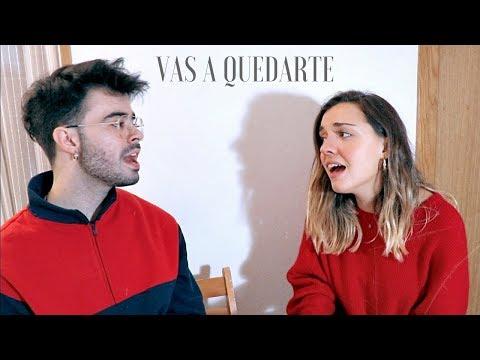 Xxx Mp4 Vas A Quedarte Aitana Cover By Sofía Y Ander 3gp Sex