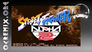 OC ReMix #1117: Street Fighter Alpha 2 'Kasugano (Booty Mix)' [Sakura Stage] by MarcstaR