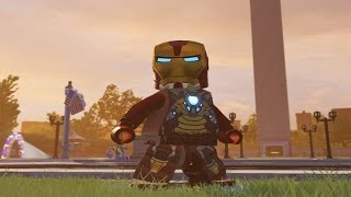 All Iron Man Suit Up Animations - LEGO Marvel's Avengers