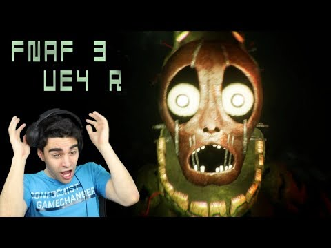 Xxx Mp4 SPRINGTRAP IS A REAL NIGHTMARE IN THIS GAME Five Nights At Freddy S 3 UNREAL ENGINE 4 VERSION 3gp Sex