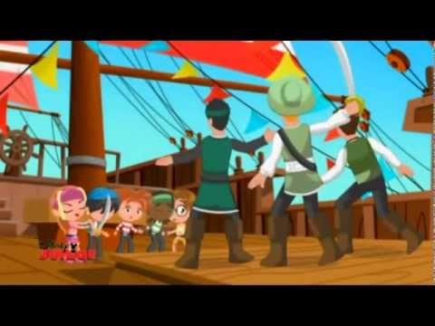 El Reino de Acuatica 1x32 Pulpita la maestra Los Piratas