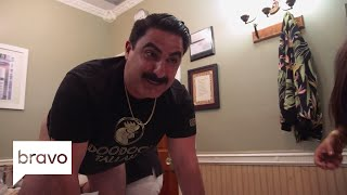 Shahs of Sunset: Reza and MJ Get an Anal Bleaching (Season 6) | Bravo