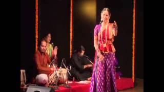 Kathak Dance : Prajakta Raj (Atre): Solo at