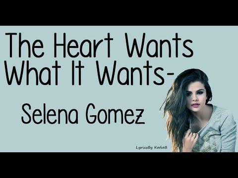 Xxx Mp4 The Heart Wants What It Wants With Lyrics Selena Gomez 3gp Sex