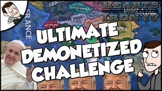150k Special The Ultimate Demonetized Challenge Hearts of Iron 4 Modern Day Mod