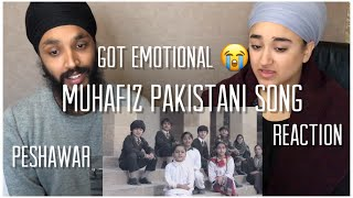 Muhafiz | Shafqat Amanat Ali Khan | Peshawar | Pakistani Song Reaction