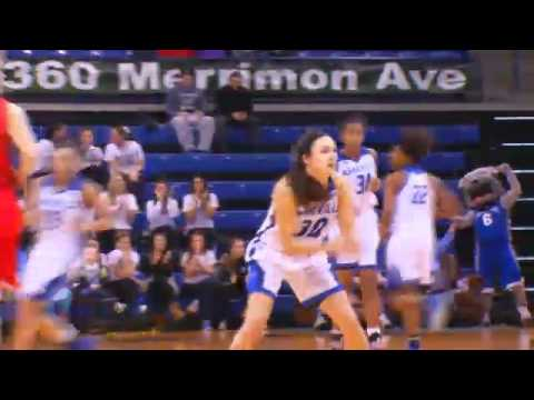 UNC Asheville Women Defeat Liberty to Take Over First Place in Big South (2-13-16)