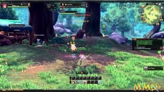 Aura Kingdom Gameplay First Look HD - MMOs.com