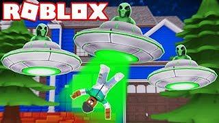 UFO INVASION SIMULATOR!! | Roblox Roleplay
