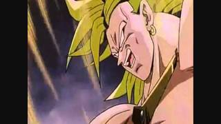 AMV-Eminem-25 to life-Brolly Edition-DRAGONBALL Z