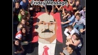 Friday Message Nov 4 2016