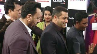 Salman Khan @ Suron Ke Rang Colors Ke Sang
