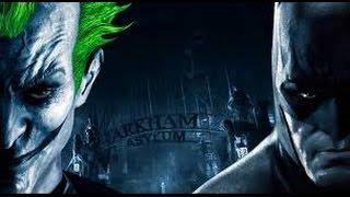 BATMAN RETURN TO ARKHAM ASYLUM All Cutscenes FULL MOVIE (Arkham Asylum Remastered)