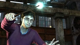 Harry Potter and the Deathly Hallows Part I Full Game Movie All Cutscenes Cinematic